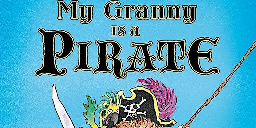 My Granny is a Pirate - Sensory Fun
