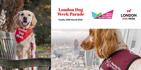 LONDON DOG WEEK PARADE AT QUEEN ELIZABETH OLYMPIC PARK tickets