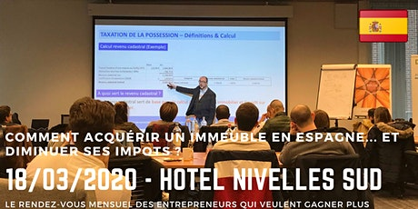 Comment acquérir un immeuble en Espagne ?...Et diminuer vos impôts billets