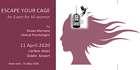 Escape Your Cage - an event for all woment tickets