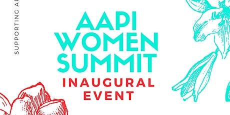 OCA-DC AAPI Inagural Women Summit tickets