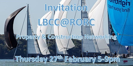 Thursday 27th February, Little Britain @RORC Monthly Network tickets