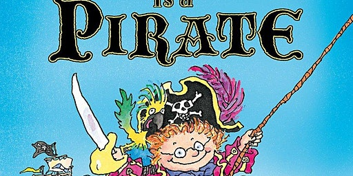 My Granny is a Pirate Sensory Fun