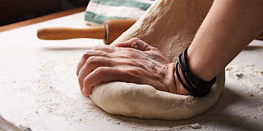 Atelier culinaire - Pizza pochette (calzone) maison