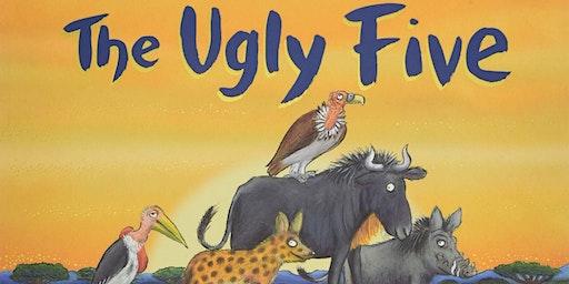 The Ugly Five- Sensory Fun