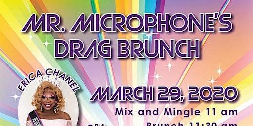 Mr. Microphone's  Drag Brunch