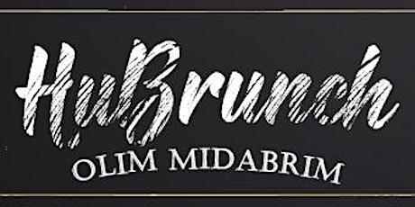 HuBrunch: Olim Midabrim tickets