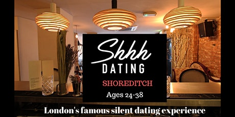 Shhh Dating - Ages 24-38 tickets