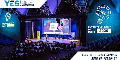 Entrepreneurship Day Delft 2020 tickets
