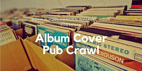 Album Cover Pub Crawl 2020 tickets