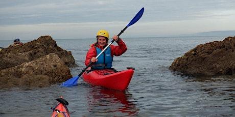 British canoeing Sea kayak award (Learn to sea kayak) tickets