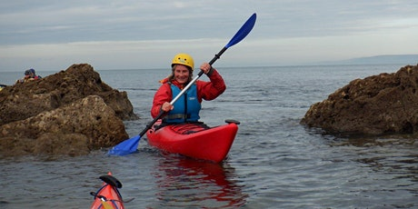 British canoeing Sea kayak award (Learn to sea kayak) tickets