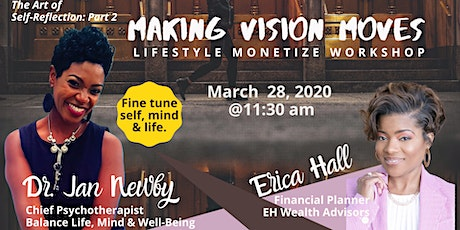 Making Vision Moves tickets