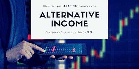 Kickstart Your Trading Journey tickets