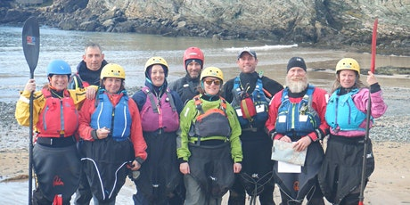 Sea kayaking adventure to Anglesey (Beginner to intermediate ) tickets