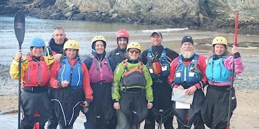 Sea kayaking adventure to Anglesey (Beginner to intermediate )