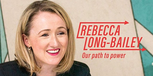 Stockport for Rebecca Long-Bailey - Our Path to Power