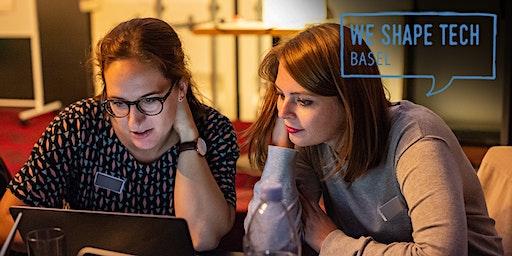 WE SHAPE TECH Basel |Hands-on-Workshop: Digital Security und Privatsphäre