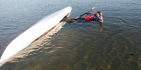 Kayak rescue training day in Dorset tickets