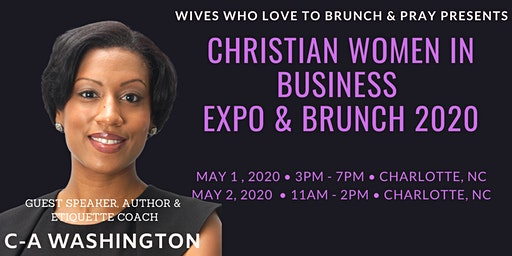 CHRISTIAN WOMEN IN BUSINESS EXPO and BRUNCH