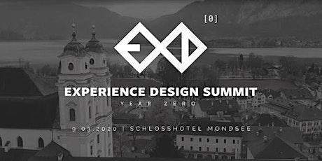 Experience Design Summit - Year Zero Tickets