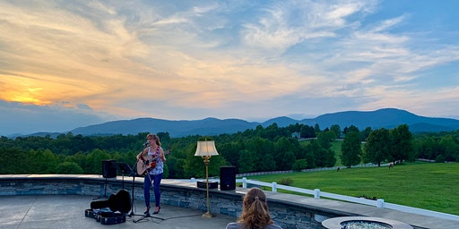 Wine on the Terrace with Mallory Blackwood
