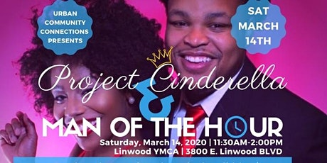Project Cinderella's Closet and Man of the Hour tickets