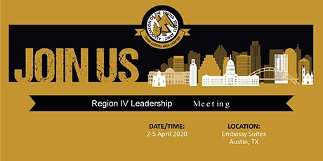 2020 Annual Meeting of the AUSA Region IV Leadership Meeting tickets