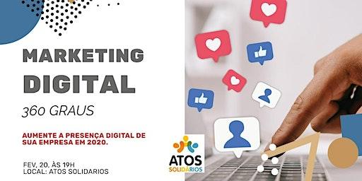 Marketing Digital 360 Graus - Potencialize sua Presença na Web