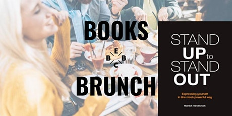 EBBC Books & Brunch with Marnick Vandebroek - Stand Up to Stand Out tickets