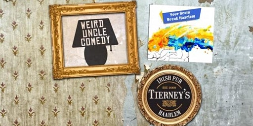 Open Mic Comedy Tierneys (English Spoken)