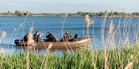 Vaarexcursie IJsseldeltadag 2020 (Ketelmeer) tickets