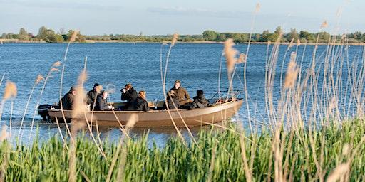 Vaarexcursie IJsseldeltadag 2020 (Ketelmeer)