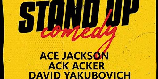 Comedy Showcase @ Bad Habits