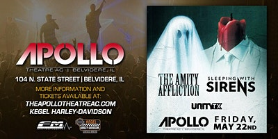 The Amity Affliction and Sleeping With Sirens