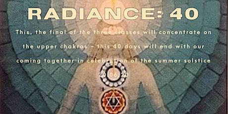 Kundalini Sadhana Practice: Radiance 40 tickets