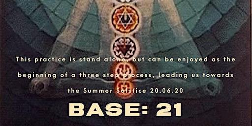 Kundalini Sadhana Practice: Base 21