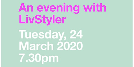 An Evening With LivStyler tickets