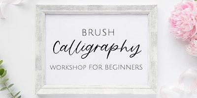 Brush Calligraphy Workshop for Beginners