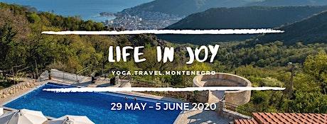Montenegro retreat May 2020 tickets