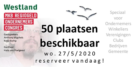 MKB regiogeld mini congres tickets
