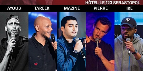 Friday Comedy - Edition 6 billets