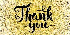 Thank YOU Appreciation Dinner