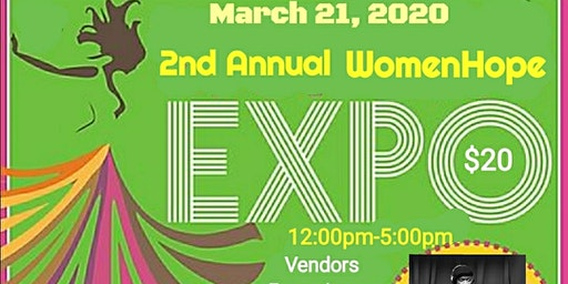 2nd Annual WomenHope EXPO