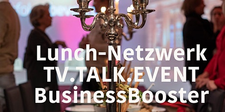 27.04.20, 18 Uhr,  TV.TALK.EVENT  | People2People Business-Dinner-Netzwerk tickets