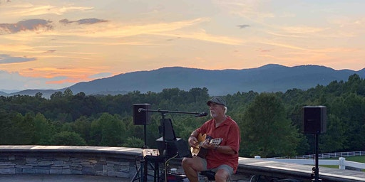 Wine on the Terrace with musician Michael Cash