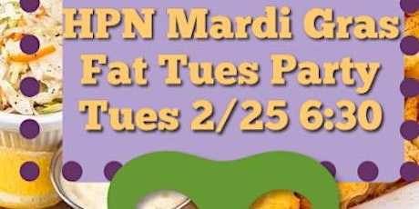 Mardi Gras Party-Holistic Practitioner Network tickets