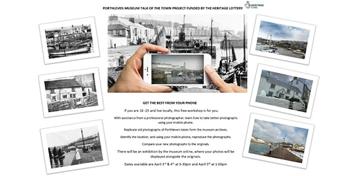 Photography Course (18-25years & Live Local) GET THE BEST FROM YOUR PHONE