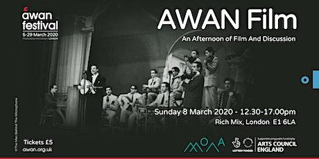 AWAN film - AWAN Festival tickets