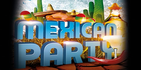 Mexican Party Tickets